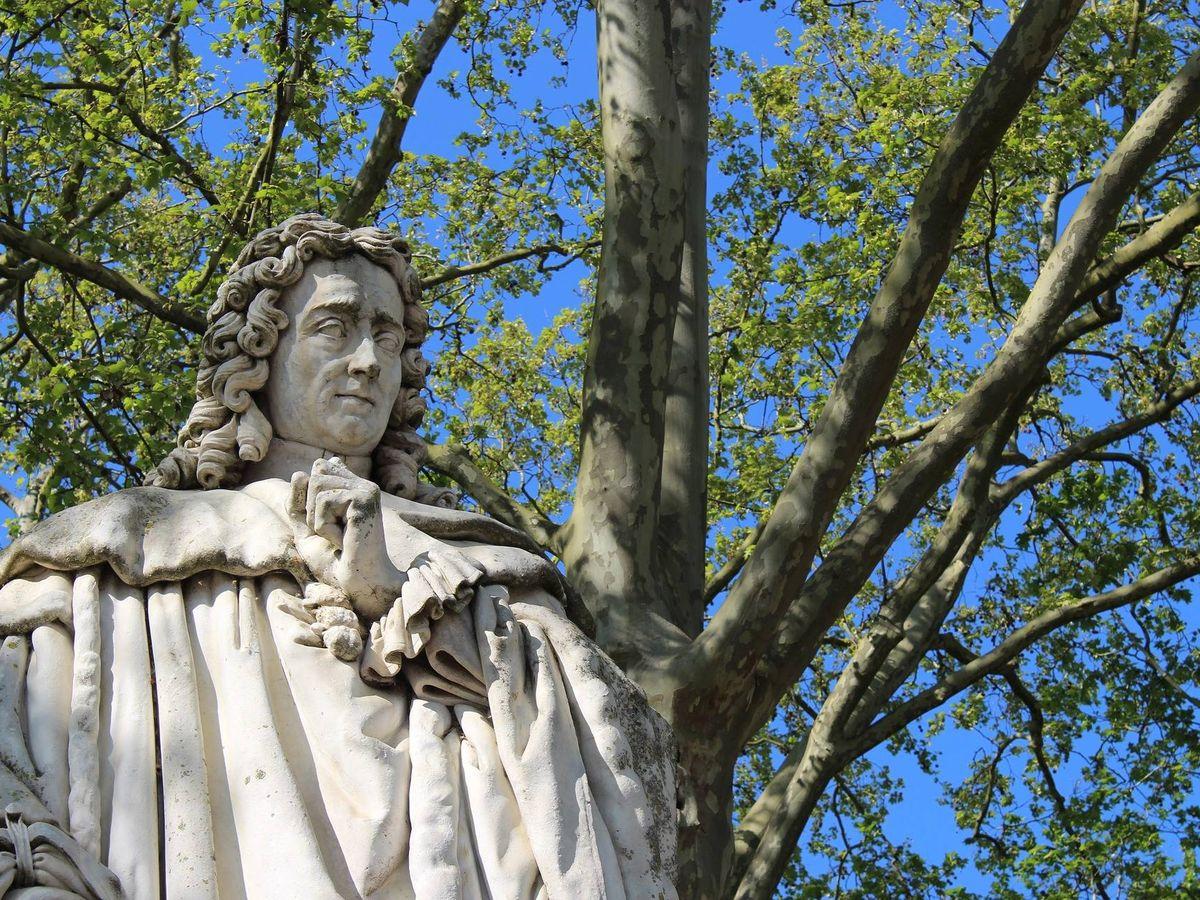 Foto: Estatua de Montesquieu. (Pixabay)