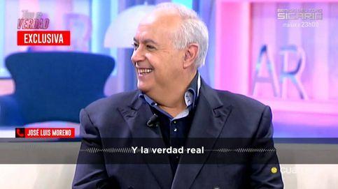 La tensa llamada de 'Todo es verdad' a José Luis Moreno: ¡A mí no me metas!