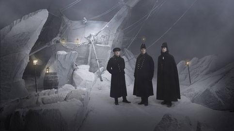 Todo sobre 'The Terror': hielo y tragedia en la serie más esperada del año