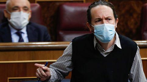 Podemos insiste en la anomalía democrática en España con un vídeo y los ministros responden