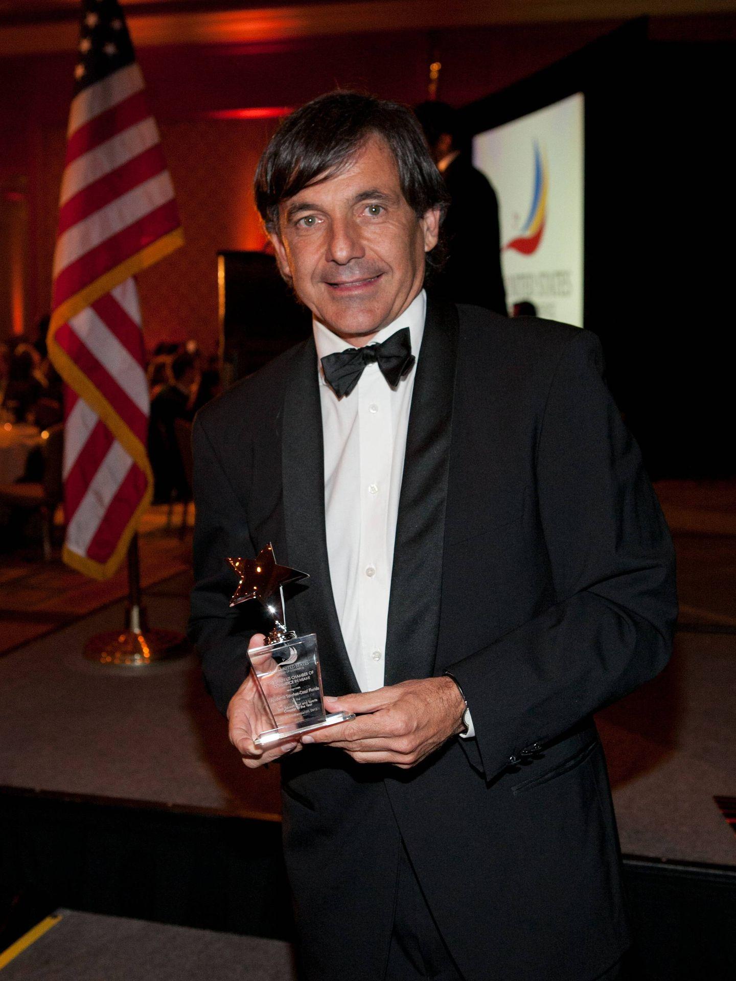Emilio Sánchez Vicario, en Miami. (EFE)