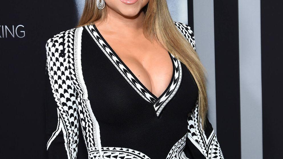 Esto es lo único que comía Mariah Carey durante una de sus dietas para adelgazar