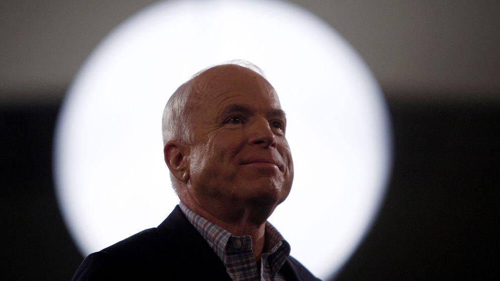 Foto: El senador republicano John McCain ha muerto a los 81 años. (Reuters)