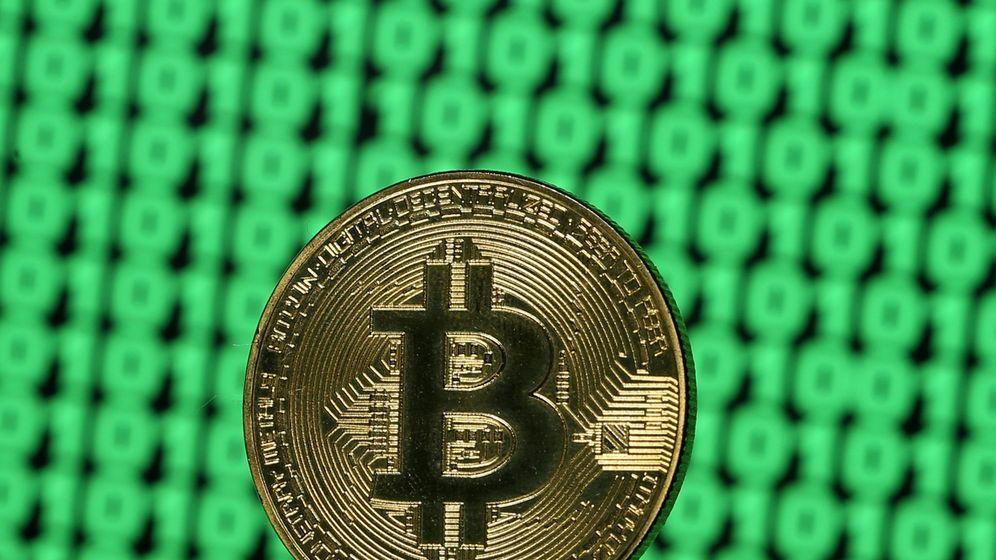 Foto: Imagen de Bitcoin. (Reuters)