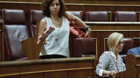 Díez pide perdón por llevar a Lozano en las listas y dice que Rivera la 'asusta'