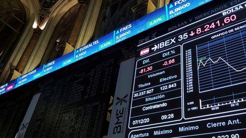 El Ibex entra en rojo en 2021 con el riesgo a una doble recesión sobrevolando Europa