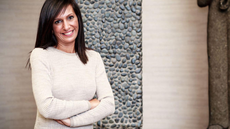 Foto: Mónica Ceide en la imagen promocional del concurso (Antena 3)