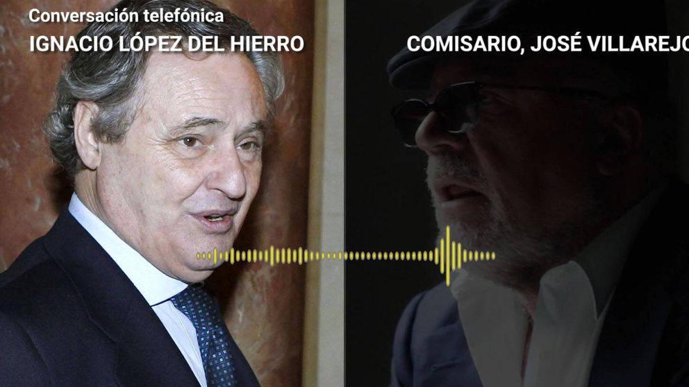 Villarejo: Hay chicha jodida para nosotros... En Madrid y donde los chicos falleros