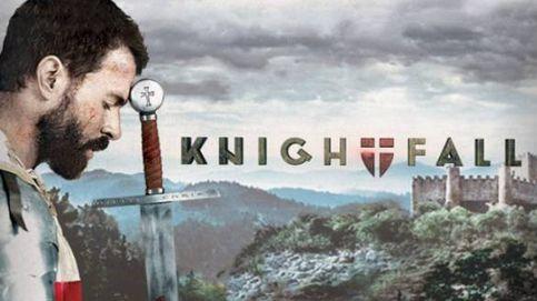 HBO lanza el segundo tráiler de su serie histórica 'Knightfall'