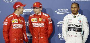 Post de Maranello, tenemos un problema: Leclerc se sube muy pronto a las barbas de Vettel