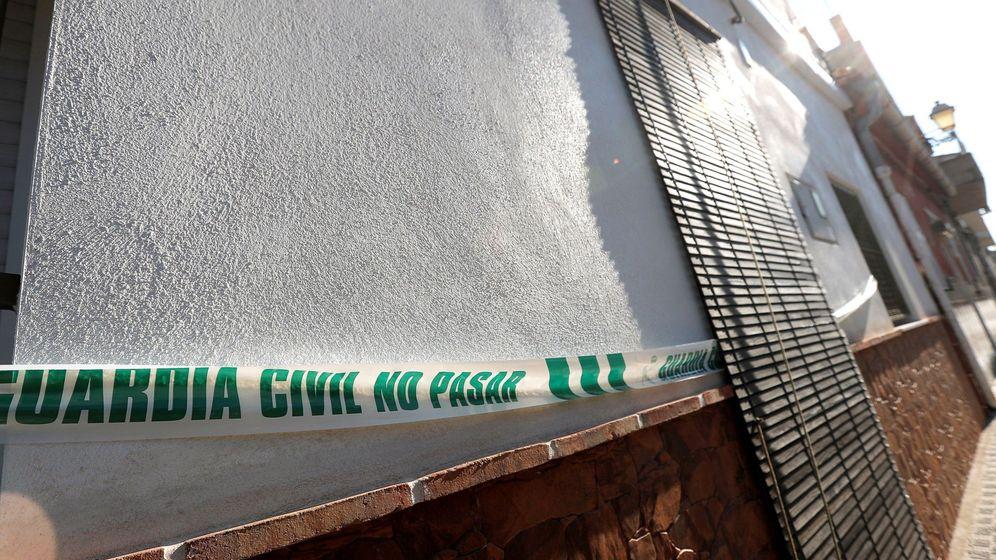 Foto:  Vivienda de Jorge Ignacio P., el único detenido por el supuesto asesinato de la joven Marta Calvo (EFE)