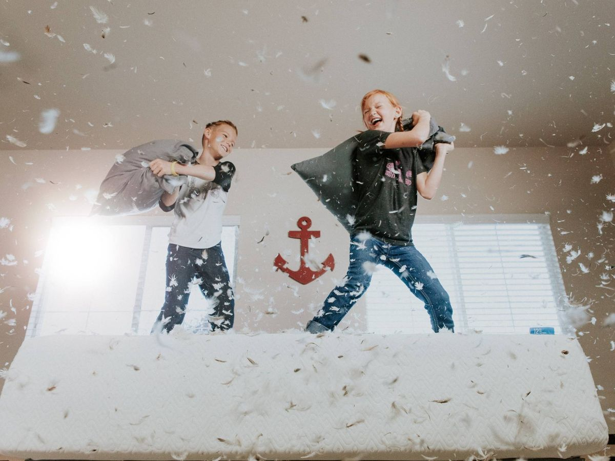Foto: Con estos ejercicios tus hijos estarán más entretenidos. (Allen Taylor para Unsplash)