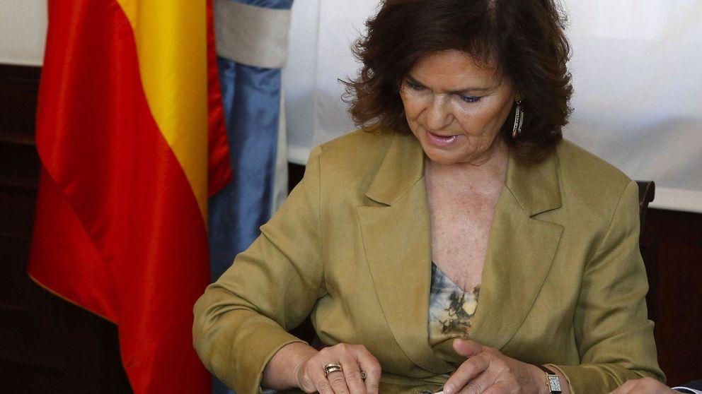 El Gobierno avisa a los separatistas: no habrá contrapartidas por su apoyo a Iceta
