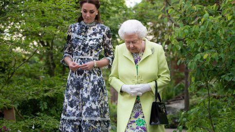 La debilidad de Isabel II con Kate: la sorpresa que podría darle en su décimo aniversario de boda