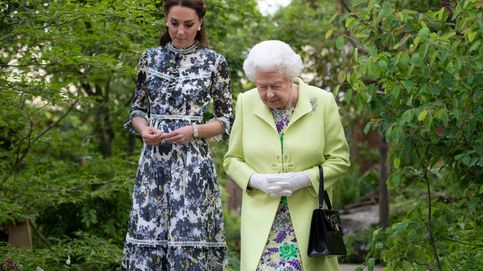 La apisonadora Harry: Kate devastada e Isabel II aterrorizada, según los expertos
