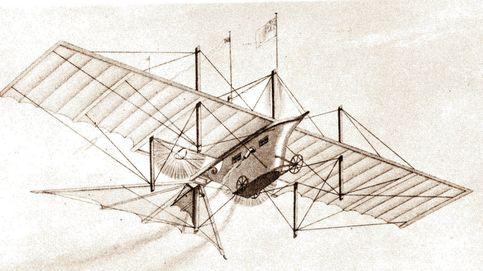 El imposible coche volador del siglo XIX que nunca llegó a despegar