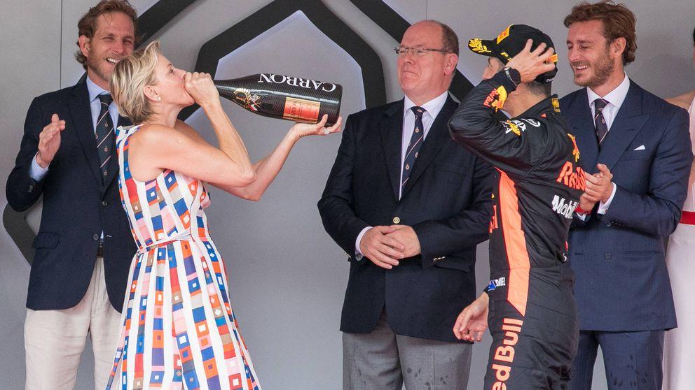 De Alejandro Agag a Charlène: los vips inundan el Grand Prix de Mónaco
