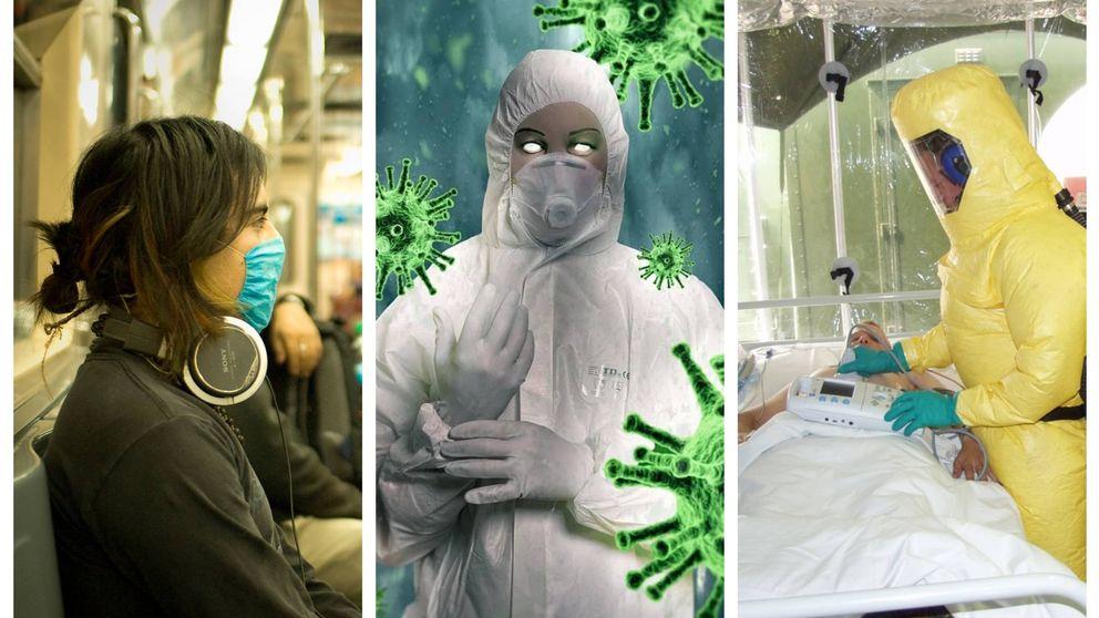 Del ébola africano a la gripe común: ¿es más chungo el coronavirus que otras pandemias?