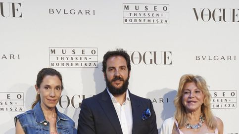 Carmen Cervera y Borja Thyssen: las claves de su 'enfrentamiento' por Hacienda