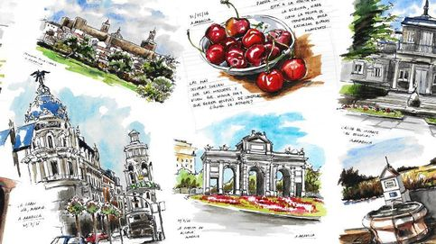 Urban sketchers : cuando dibujar monumentos se convierte en tendencia