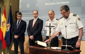 Interior liquida al comisario de Policía que investigaba el caso Bárcenas