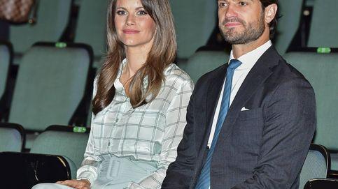 Carlos Felipe y Sofía de Suecia, positivos en coronavirus