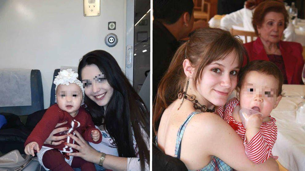 """Madres con 15 años: """"Pasé de ser una niña a cuidar de una, maduré de golpe"""