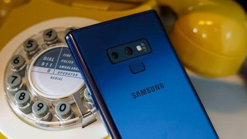 Así es el Note 9: Samsung mete más batería, memoria y pantalla que nunca en un móvil