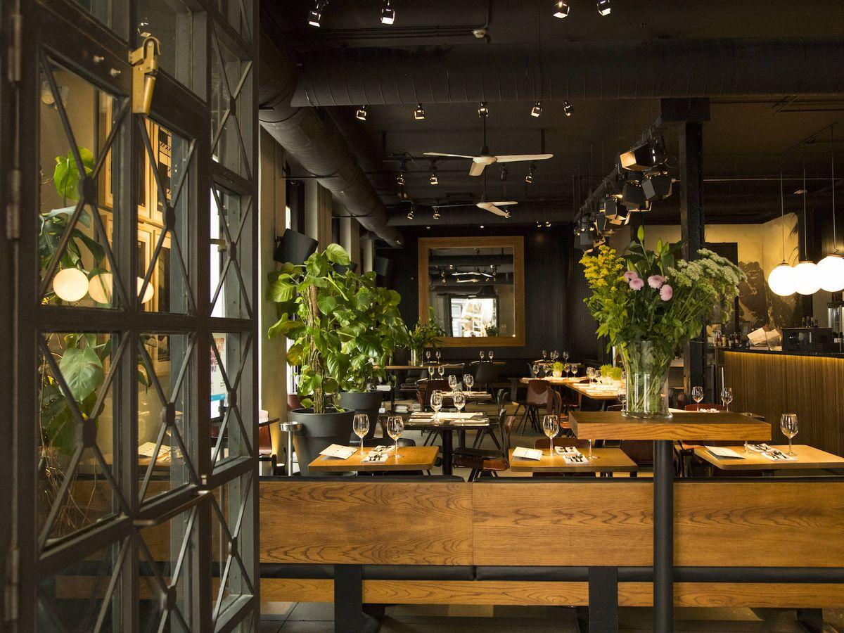 Foto: Restaurante Diurno.