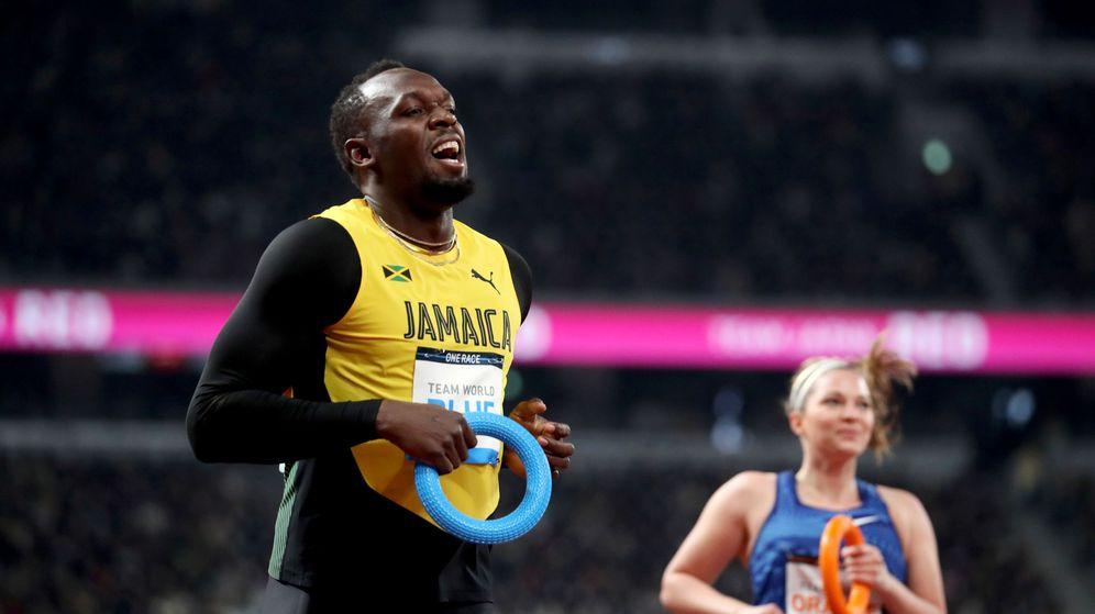 Foto: Usain Bolt participó el pasado fin de semana en la inauguración del nuevo Estadio Olímpico de Tokio. (Reuters)