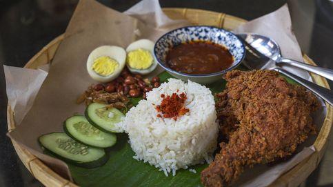 Nasi lemak: el desayuno tradicional malayo de moda