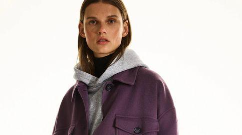 El mejor abrigo de entretiempo (o para las muy calurosas) es esta sobrecamisa oversize de las novedades de Zara