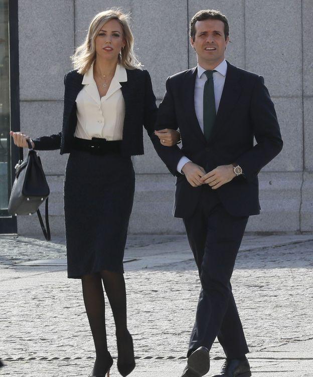 Foto: Toma de posesión de moreno como nuevo presidente de la junta de andalucía