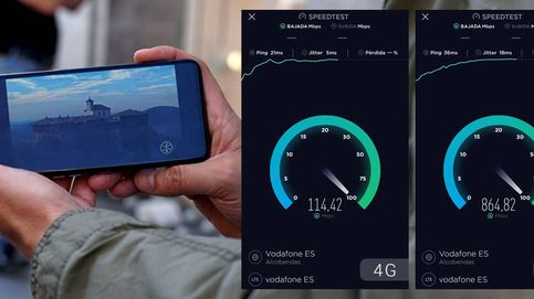 Por fin he probado un móvil 5G: así funciona y esto es lo que cambia frente al 'viejo' 4G