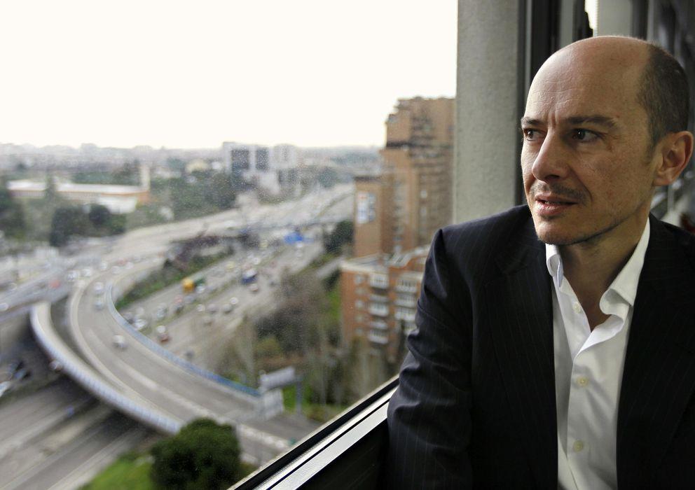 Foto: Jenaro García, el consejero delegado y fundador de Gowex