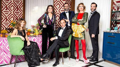 Sentamos a Ágatha, Paloma Segrelles y Xandra Falcó a nuestra mesa de Navidad