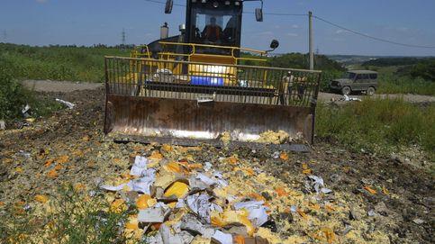 Rusia destruye tres toneladas de limones españoles