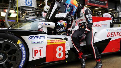 El Toyota 7 da el primer golpe y se lleva la pole en Silverstone por delante de Alonso