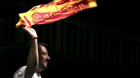 Salvini y la guerra de la bandera: un partido independentista a punto de gobernar Italia