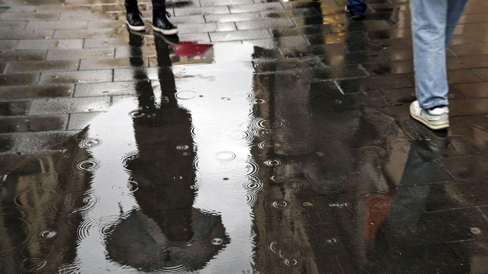 Foto: las lluvias llegarán el domingo por el noroeste y se extenderán por toda la península la próxima semana. (Efe)