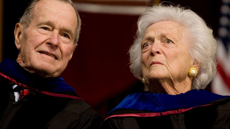 George Bush muere seis meses después de su mujer: el emotivo mensaje de su hijo