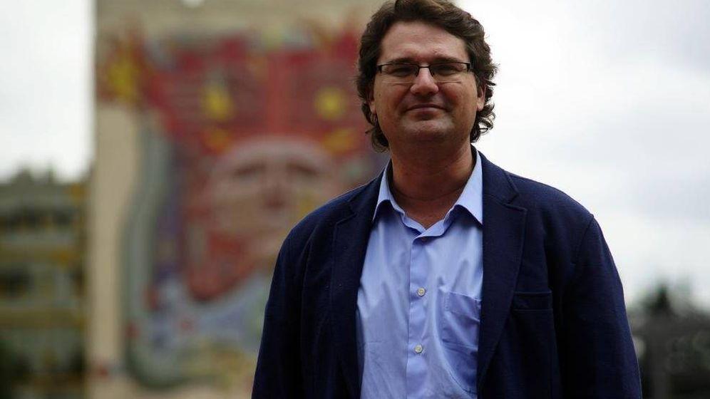 Foto: JM Mulet, profesor de Biotecnología de la Universidad Politécnica de Valencia. (J. Villavicencio)