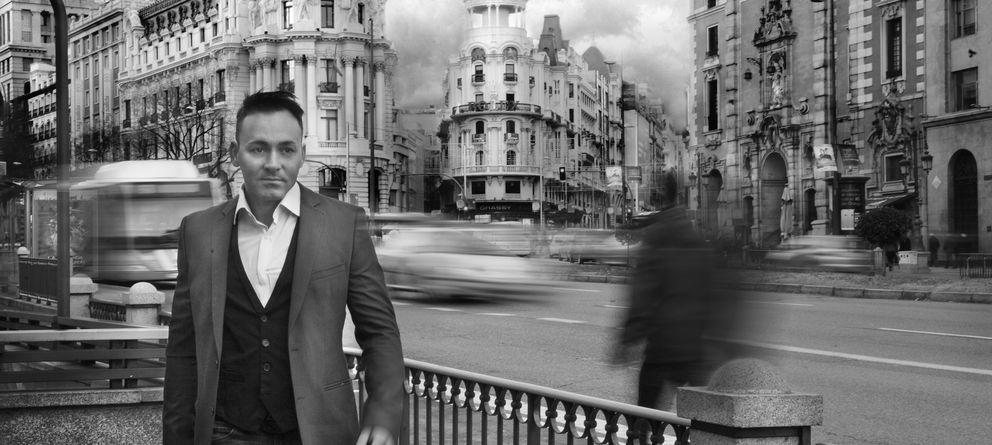 El 'escort' de lujo más famoso de Europa: Si soltara algún nombre me traería problemas