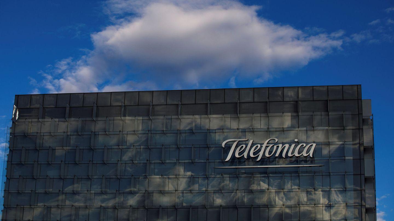 Sede de Telefónica en Madrid. (Reuters)