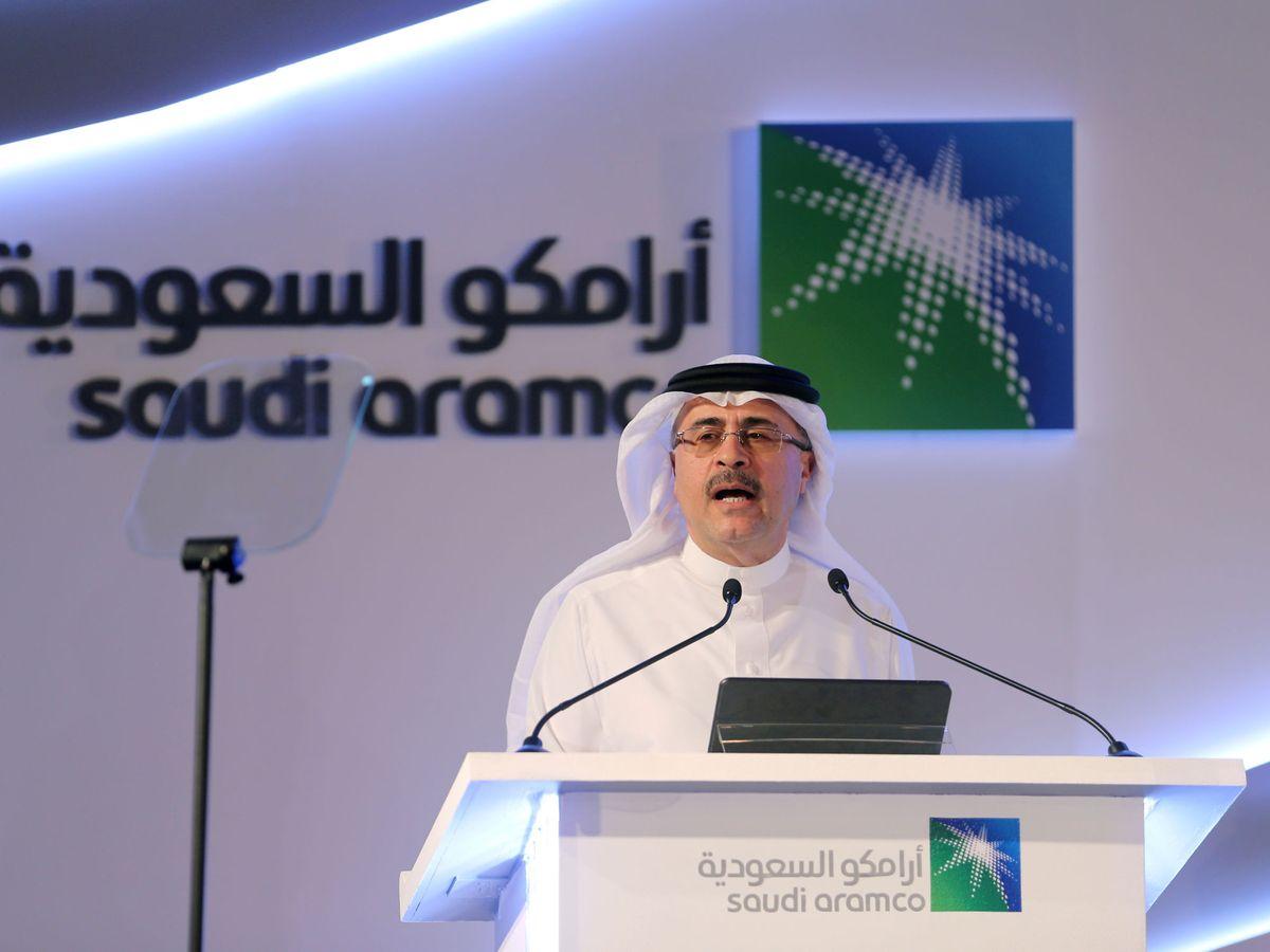 Foto: Amin H. Nasser, presidente y CEO de Aramco