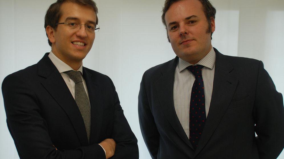 Foto: Jesús Domínguez y Luis de Blas, gestores de Valentum. (Valentum)