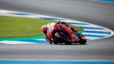 Márquez se corona campeón de MotoGP con una victoria agónica sobre Quartararo