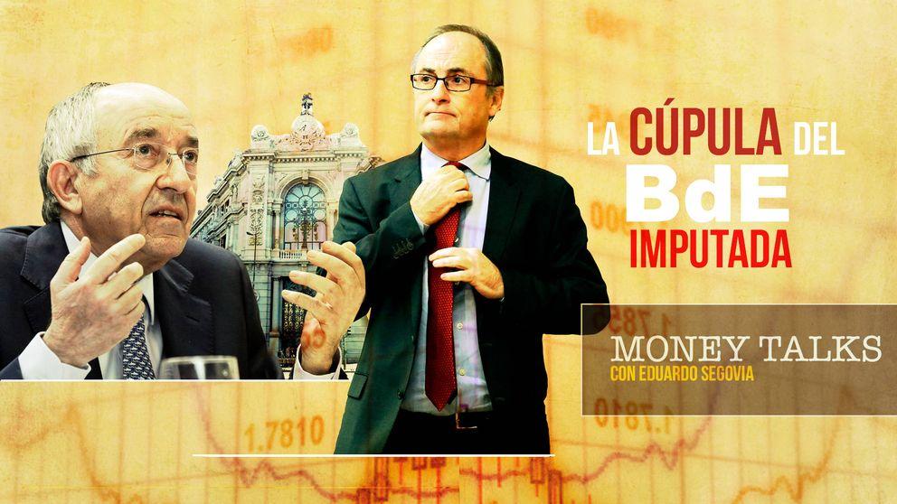 La responsabilidad del Banco de España en el 'caso Bankia'