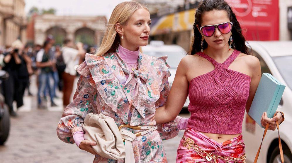 Foto: Street Style de la Semana de la Moda de Milán. (Imaxtree)