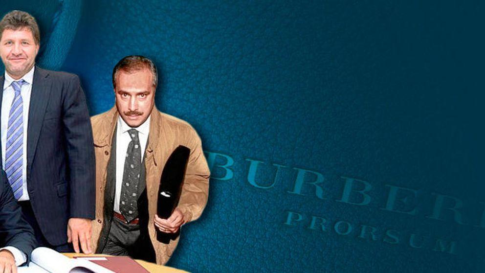 El expresidente de Burberry era el origen del dinero para la red de Pretoria